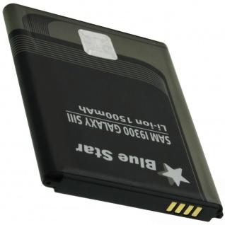 1500 mAh Ersatzakku passend für Samsung (Akku Samsung EBL1G6LLU)
