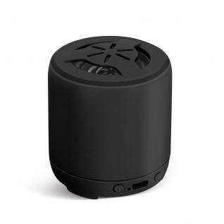 Bluetooth Smartphone Lautsprecher 3W Mikrofon 3Std. Akkulaufzeit Setty - Schwarz