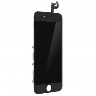 LCD Komplettset mit Touchscreen für iPhone 6S - Schwarz