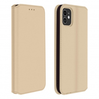 Kunstleder Cover Classic Edition Apple iPhone 11 - Gold