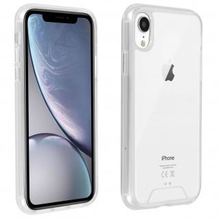 Cristal Hybrid Schutzhülle, Backcover für Apple iPhone XR ? Transparent