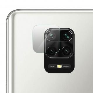 Rückkamera Schutzfolie für Xiaomi Redmi Note 9 Pro Max/9 Pro/9s - Transparent