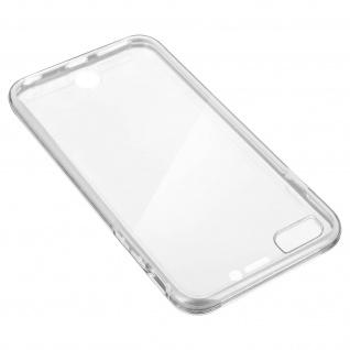 Schutzhülle für Vorder- und Rückseite Apple iPhone 6 Plus, 6s Plus - Transparent