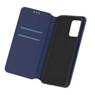 Kunstleder Cover Classic Edition Xiaomi Poco F3 / Xiaomi Mi 11i � Dunkelblau