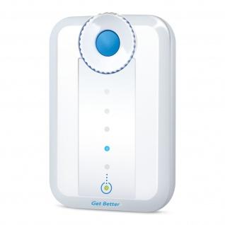 Bluetens Elektrostimulator, Reinforcement, Verstärkung, wiederaufladbar - Weiß