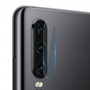 Schutzfolie für Rückkamera Huawei P30, gehärtetes Glas