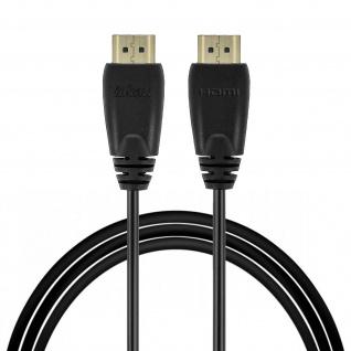 HDMI männlich/männlich 4K 2160p HD Audio/Video Kabel 1.5m Inkax ? Schwarz