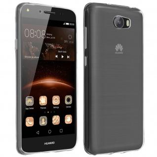 Huawei Y5 2 Schutzhülle Silikon ultradünn (0.30mm) ? Transparent