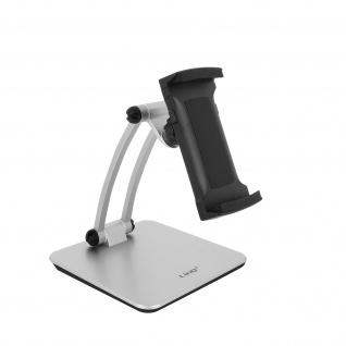 LinQ HD3285 Tablet / Smartphone Ständer Multi-Winkel Stabile Basis â€? Schwarz