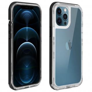 Lifeproof NËXT Wasserdichte Handyhülle für iPhone 12 Pro Max - Transparent