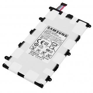 Samsung Galaxy Tab 2 7.0 4000mAh Akku - Samsung SP4960C3B Austausch-Akku