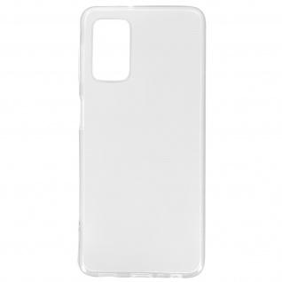 Samsung Galaxy A32 5G Schutzhülle Silikon by Akashi - Transparent