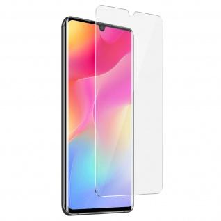 Displayschutzfolie aus Latex, Xiaomi Mi Note 10 / 10 Pro / 10 Lite - Transparent
