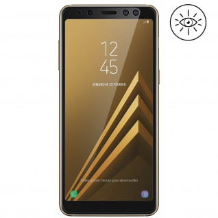 Force Glass Displayschutzfolie Galaxy A8 Bildschirmschutz - Lebenslange Garantie