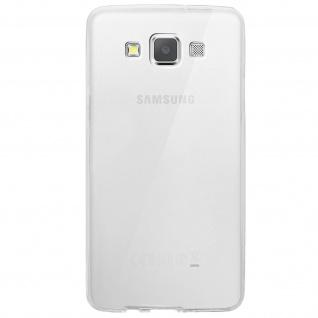 Samsung Galaxy A3 Rundumschutz Vorder- Rückseite - 360° Schutz + Touchscreen - Vorschau 3