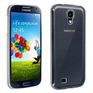 Galaxy S4, S4 Advance Schutzhülle Silikon ultradünn (0.30mm) ? Transparent