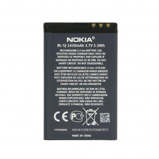 1430 mAh Nokia BL-5J Austausch-Akku