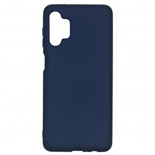 Samsung Galaxy A32 5G Soft Touch Silikonhülle, soft case ? Dunkelblau
