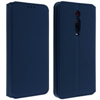 Kunstleder Cover Classic Edition Xiaomi Mi 9T � Dunkelblau