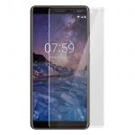 Nokia 7 Plus Displayschutzfolie aus Hartglas - ultradünn 0.33mm - Muvit