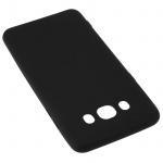 Samsung Galaxy J7 2016 schwarze ultradünne Schutzhülle aus Silikon