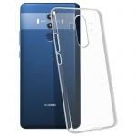 Huawei Mate 10 Pro Schutzhülle Silikon ultradünn (0.30mm) - Transparent