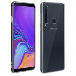 Samsung Galaxy A9 2018 Schutzhülle Silikon ultradünn (0.30mm) - Transparent