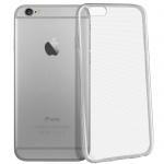 Apple iPhone 6, 6s Schutzhülle Silikon ultradünn (0.30mm) - Transparent