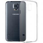 Galaxy S5, Galaxy S5 Neo Schutzhülle Silikon ultradünn (0.30mm) - Transparent