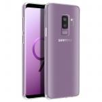 Samsung Galaxy S9 Plus Schutzhülle Silikon ultradünn (0.30mm) - Transparent
