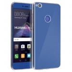 Huawei P8 Lite (2017) Schutzhülle Silikon ultradünn (0.30mm) - Transparent
