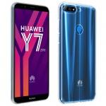Huawei Y7 2018/ Honor 7C Schutzhülle Silikon ultradünn (0.30mm) - Transparent