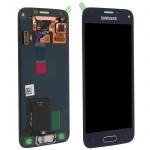 Original Samsung LCD Komplettset mit Touchscreen für Galaxy S5 Mini - Schwarz
