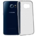 Samsung Galaxy S6 Schutzhülle Silikon ultradünn (0.30mm) - Transparent