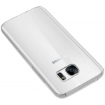 Samsung Galaxy S7 Schutzhülle Silikon ultradünn (0.30mm) - Transparent