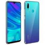 Huawei P Smart 2019 Schutzhülle Silikon ultradünn (0.30mm) - Transparent