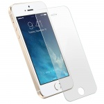 Muvit Displayschutzfolie Hartglas Apple iPhone 5/ 5/ SE - 0.33 mm ultradünn