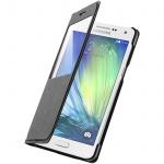 S-View Flip-Schutzhülle für Samsung Galaxy A5 - Schwarz