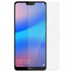 Displayschutzfolie 5D Full Cover 0.3 mm für Huawei P20 Lite Transparent - Roar