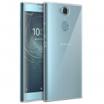 Sony Xperia XA2 Schutzhülle Silikon ultradünn (0.30mm) - Transparent