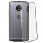 Motorola Moto E4 Schutzhülle Silikon ultradünn (0.30mm) - Transparent