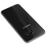 Samsung Galaxy S7 Edge Schutzhülle Silikon ultradünn (0.30mm) - Transparent