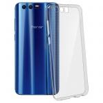 Honor 9 Schutzhülle Silikon ultradünn (0.30mm) - Transparent