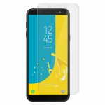 Samsung Galaxy J6 Displayschutzfolie aus Hartglas - ultradünn 0.33mm - Muvit