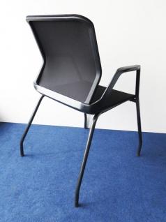 Konferenzstuhl 4-Fuss Sitag Swiss Style Team Komplett Netz Auswahl Farbe Optionen