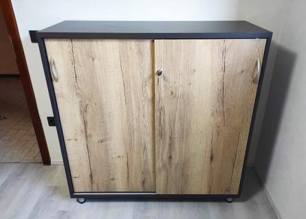 Schiebetürenschrank Pendo Vari Edo 3 OH 160 x 115 x 44 cm Auswahl Farbe Optionen