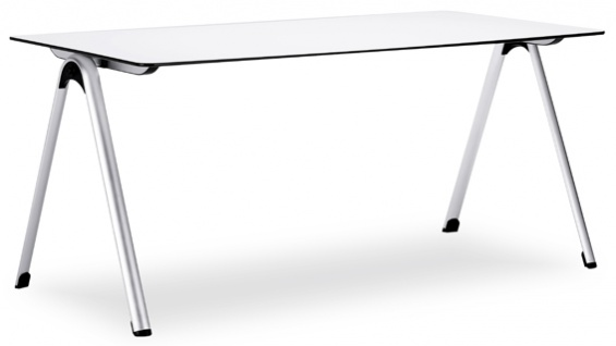 Konferenztisch Interstuhl Legs 120 x 80 cm stapelbar Auswahl Farbe Optionen
