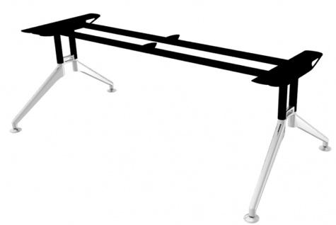 Tischgestell für Besprechungstisch Konferenztisch Pendo Fiesta Auswahl Größe