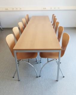 Schreibtisch Konferenztisch Pendo Standard Auswahl Farbe Optionen