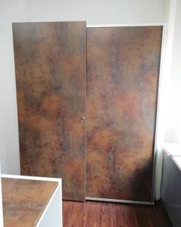 Schiebetürenschrank Expendo Line Exklusiv 180 x 228 x 50 cm 6 OH Farbauswahl